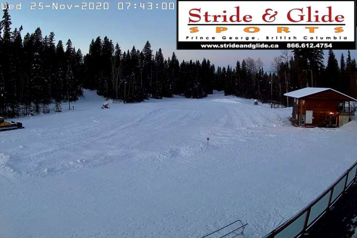 Otway Webcam Main Lodge Looking West